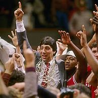 25 years later, Coach Jim Valvano would be quite proud