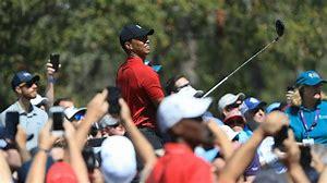 The biggest winner on Sunday?  Golf!