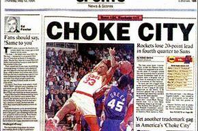 Choke City – 25 years later
